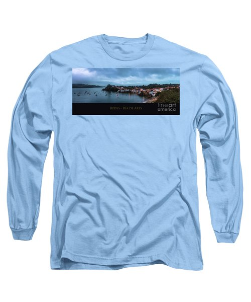 Redes Ria De Ares La Coruna Spain Long Sleeve T-Shirt