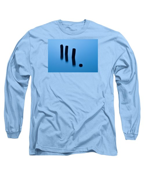 Reflecting Serenity - I Long Sleeve T-Shirt