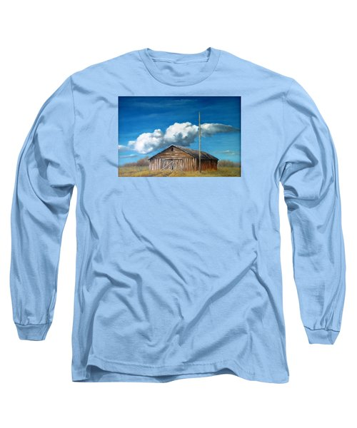 Reflection Of The Past 2 Long Sleeve T-Shirt