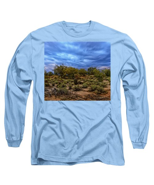 Long Sleeve T-Shirt featuring the photograph Rejuvenation Op19 by Mark Myhaver