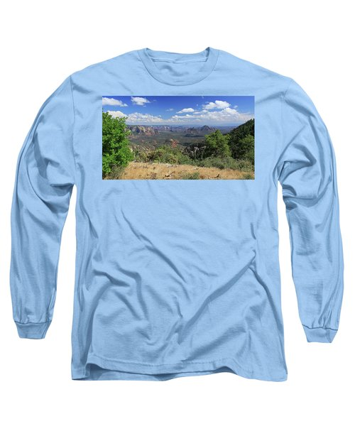 Remote Vista Long Sleeve T-Shirt by Gary Kaylor