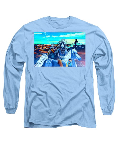 Respect Mother Earth Long Sleeve T-Shirt