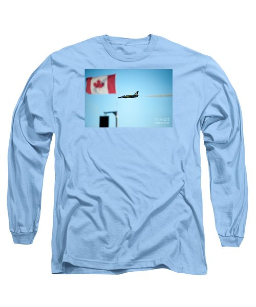 Rightside Up Long Sleeve T-Shirt