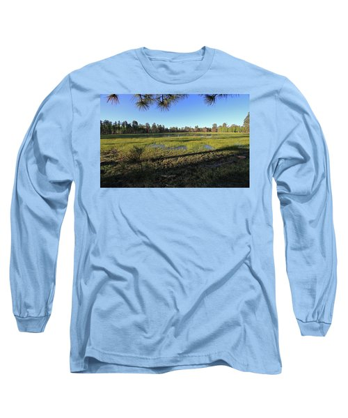 Rim Glade Long Sleeve T-Shirt by Gary Kaylor