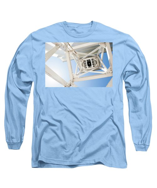 Long Sleeve T-Shirt featuring the photograph Ringing Of The Chapel Bell by Parker Cunningham