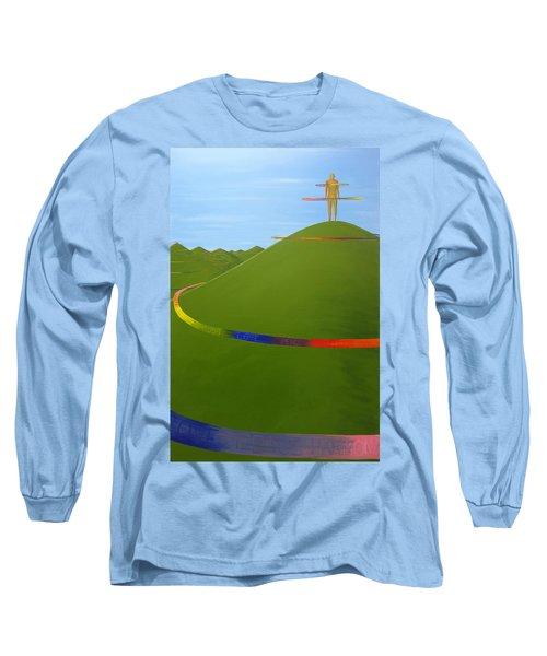 Ripples Of Life 1.4 Long Sleeve T-Shirt