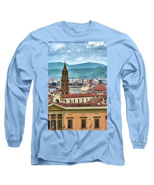 Rising Above The City Long Sleeve T-Shirt
