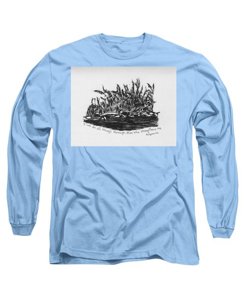 River Bank 1 Long Sleeve T-Shirt