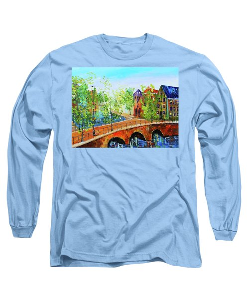 River Runs Through It Long Sleeve T-Shirt