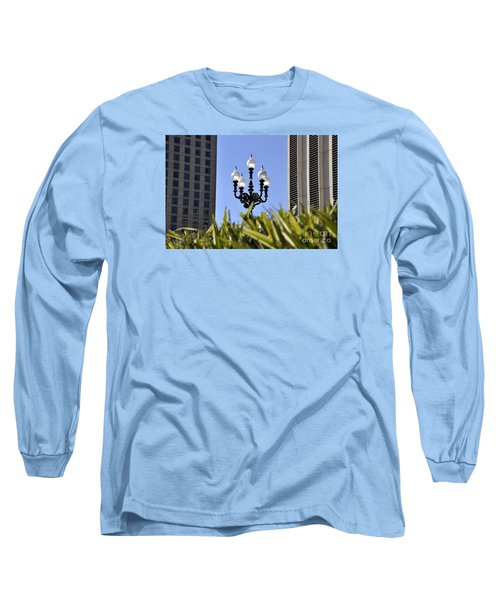 Riverwalk Lamp Long Sleeve T-Shirt