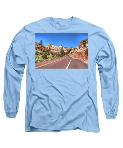 Road To Zion Long Sleeve T-Shirt