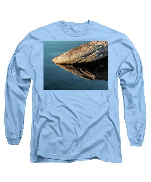 Rock Reflection Long Sleeve T-Shirt