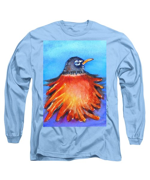 Rockin Robin Long Sleeve T-Shirt