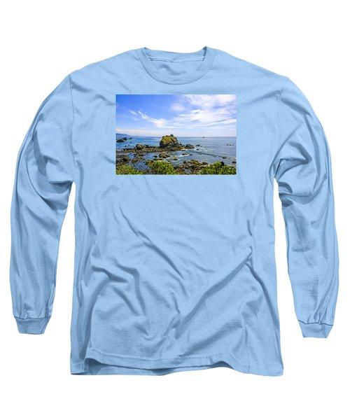 Rocky Pacific Coastline Long Sleeve T-Shirt
