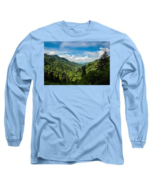 Rolling Mountains Long Sleeve T-Shirt