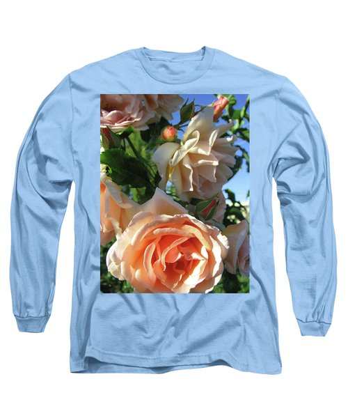 Rose Di Vine Long Sleeve T-Shirt