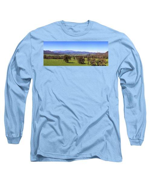 Rosewhite Spring Long Sleeve T-Shirt