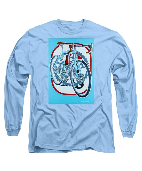 Rourke Bicycle Long Sleeve T-Shirt