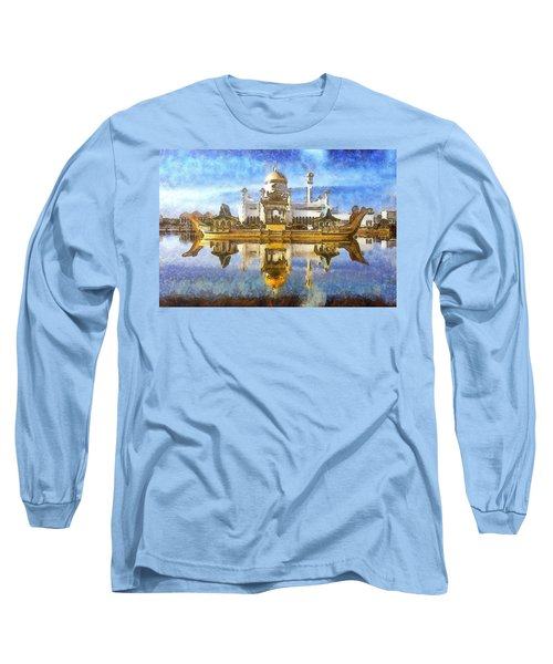 Royal Mosque  Long Sleeve T-Shirt