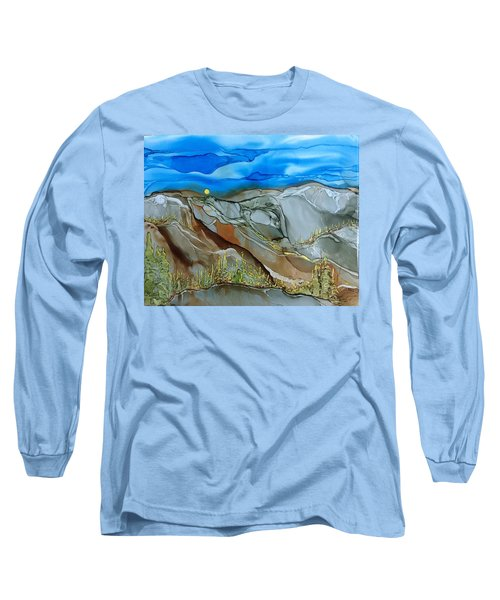 Rugged Long Sleeve T-Shirt by Pat Purdy