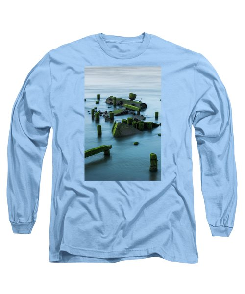 Ruins Of The Day Long Sleeve T-Shirt