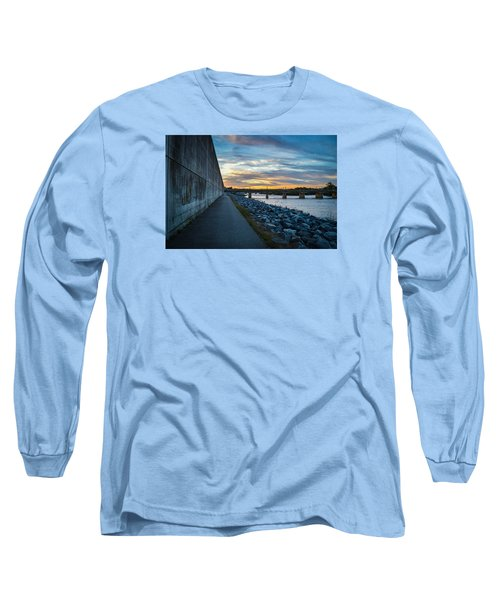 Rva Flood Wall Long Sleeve T-Shirt