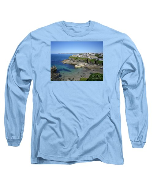 Safe Haven Long Sleeve T-Shirt by Richard Brookes