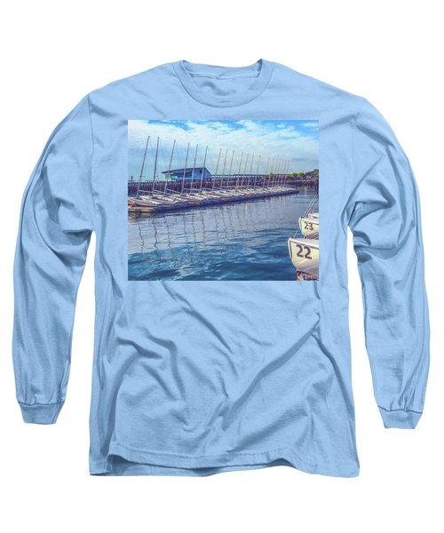 Sailboat Classes Long Sleeve T-Shirt