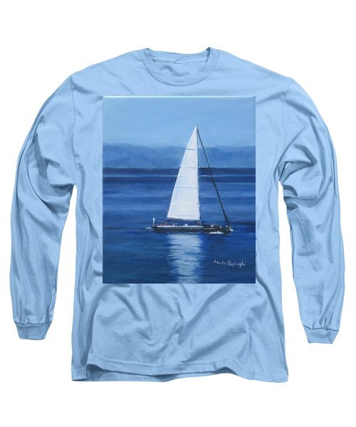 Sailing The Blues Long Sleeve T-Shirt