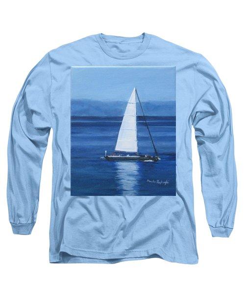 Sailing The Blues Long Sleeve T-Shirt