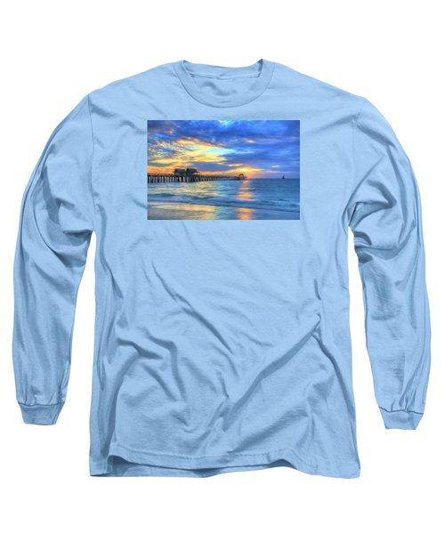 Sailor's Delight Long Sleeve T-Shirt by Sharon Batdorf
