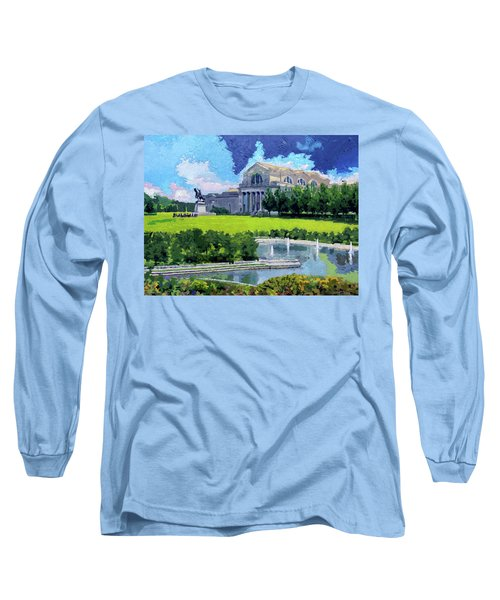 Saint Louis City Art Museum Long Sleeve T-Shirt