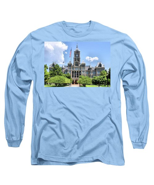 Salt Lake City County Building Long Sleeve T-Shirt