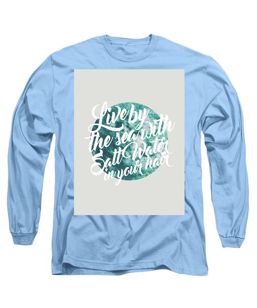 Salt Water Long Sleeve T-Shirt