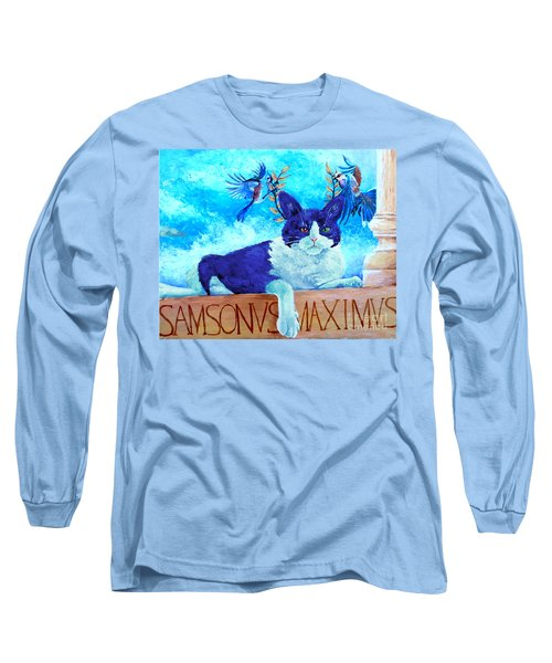 Sammy The Great And The Winged Victories Long Sleeve T-Shirt