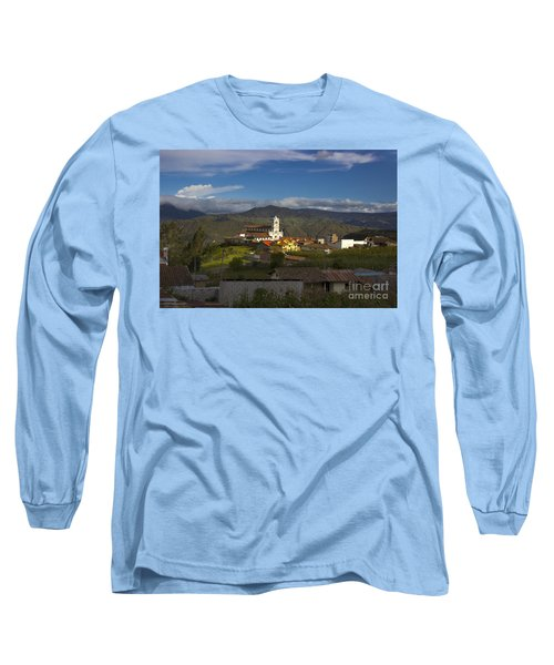 San Bartolomeo Is Famous For It's Guitars Long Sleeve T-Shirt