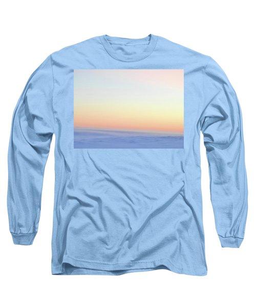Sand Painting 4 Long Sleeve T-Shirt