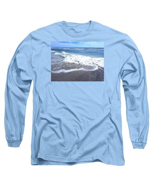 Sand, Sea, Sun No. 1 Long Sleeve T-Shirt