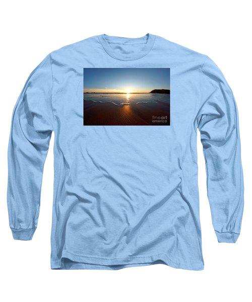 Sand Textures Long Sleeve T-Shirt