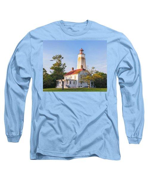 Sandy Hook Lighthouse II Long Sleeve T-Shirt