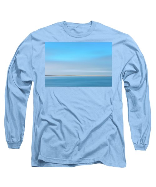 Sandy Neck 3 Long Sleeve T-Shirt