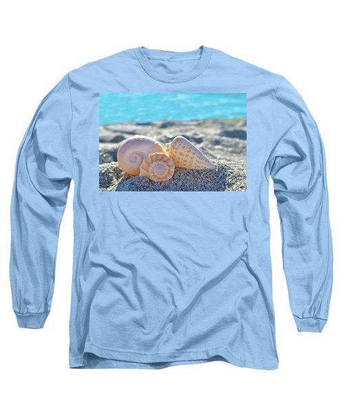 Sanibel Treasures  Long Sleeve T-Shirt