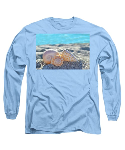 Sanibel Treasures  Long Sleeve T-Shirt