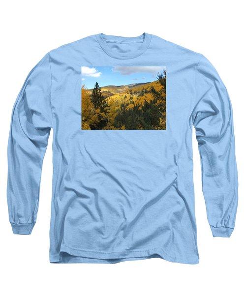 Santa Fe Autumn View Long Sleeve T-Shirt