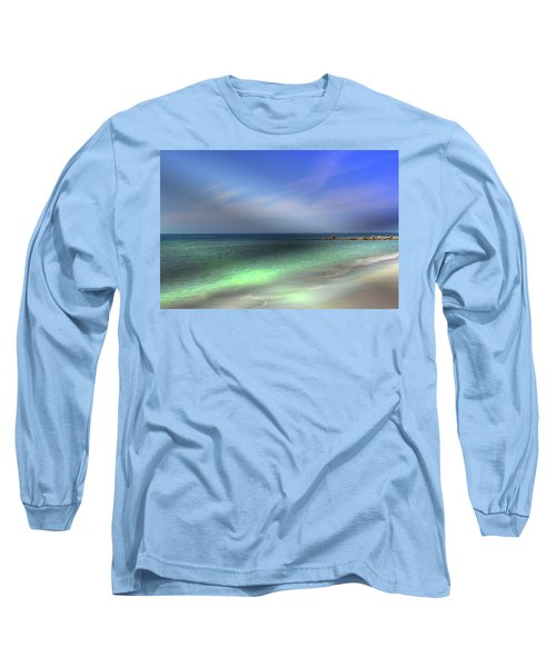 Sarasota Ocean  Long Sleeve T-Shirt