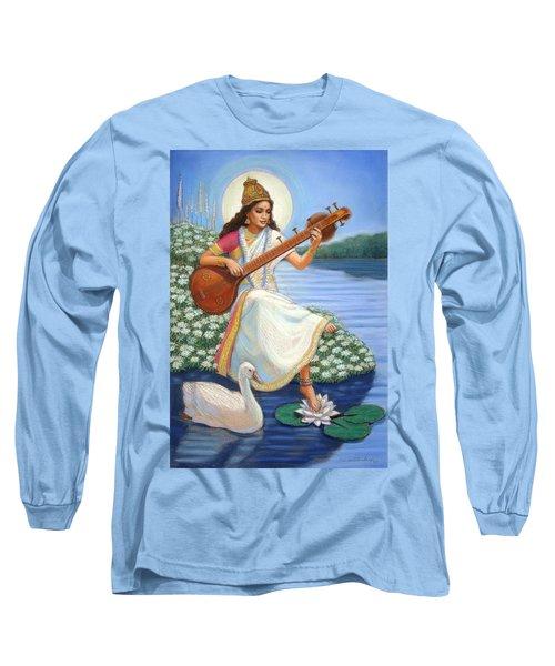 Sarasvati Long Sleeve T-Shirt