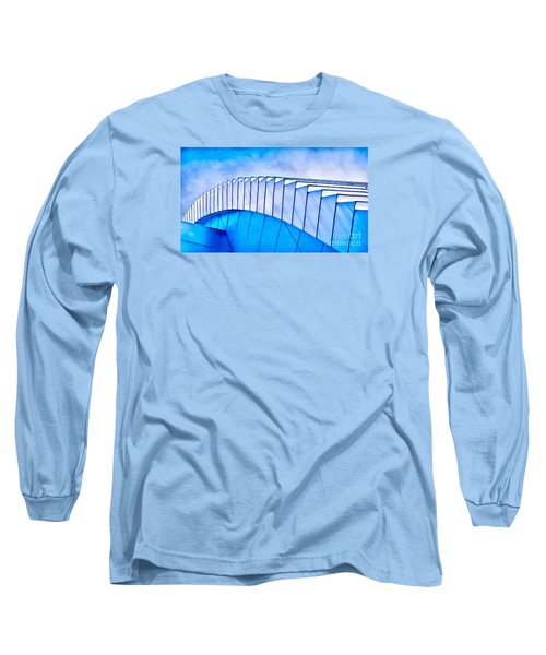 Scaped Glamour Long Sleeve T-Shirt by Catherine Lott