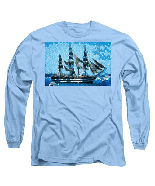 Schooner Supreme Long Sleeve T-Shirt