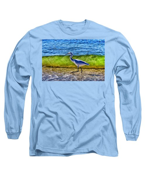 Scrambling Long Sleeve T-Shirt