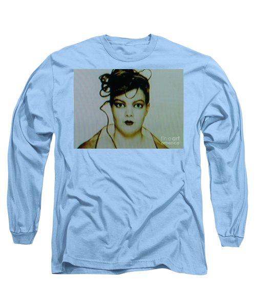 Screen #42 Long Sleeve T-Shirt